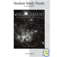 Student Study Guide t/a Management : A Real World Approach