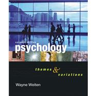 Cengage Advantage Books: Psychology