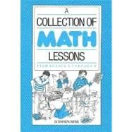 Collection of Math Lessons : Grades Three to Six