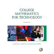 College Mathematics for Technology & Premium CW Access Card Pkg.