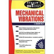 Schaum's Outline of Mechanical Vibrations 9780070340411R