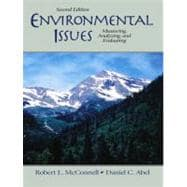 Environmental Issues : Measuring, Analyzing and Evaluating