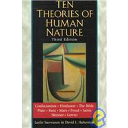 Ten Theories of Human Nature
