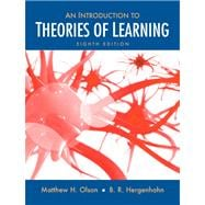 Introduction To The Theories Of Learning- (Value Pack w/MySearchLab)