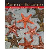Ponto de Encontro Portuguese as a World Language Value Pack (includes Brazilian Activities Manual for Ponto de Encontro: Portuguese as a World Language & Audio CDs for Brazilian SAM for Ponto de Encontro: Portuguese as a World Language)