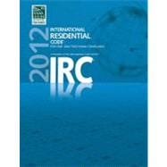 International Residential Code for One- and Two- Family Dwellings 2012