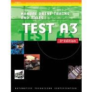 Automotive ASE Test Preparation Manuals : Manual Drive Trains and Axles