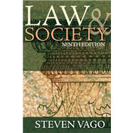 Law And Society- (Value Pack w/MySearchLab)