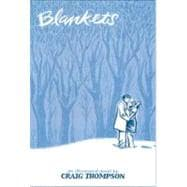 Blankets: An Illustrated Novel