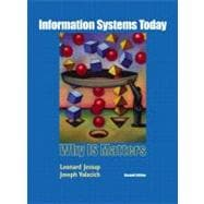 Information Systems Today: Why IS Matters & Student  CDROM PK