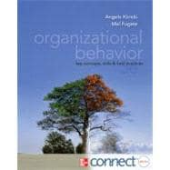Combo: Organizational Behavior w/CNCT+ AC Card