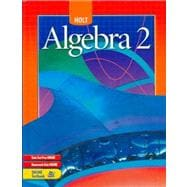 Algebra 2, Grade 11: Holt Algebra 2