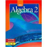 Algebra 2, Grade 11: Holt Algebra 2