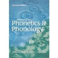 Introducing Phonetics and Phonology Second Edition