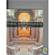 Public Administration : Concepts and Cases