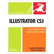 Illustrator CS3 for Windows and Macintosh : Visual QuickStart Guide