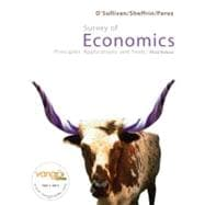 Survey of Economics and MyEconLab and EBook 2-Sem Package