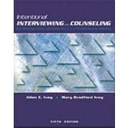 Cd-Intentional Interviewing & Counseling