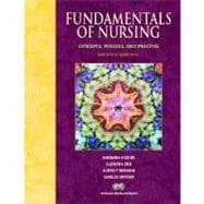 Fundamentals of Nursing: Concepts, Process, and Practice & Fundamentals Card Pkg.