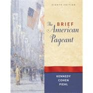 The Brief American Pageant: A History of the Republic, 8th Edition