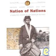 Nation of Nations : A Concise History of the American Republic