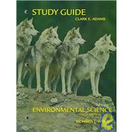 Study Guide for Environmental Science Toward A Sustainable Future
