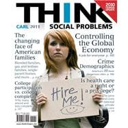 THINK Social Problems Census Update Plus MySearchLab with eText -- Access Card Package