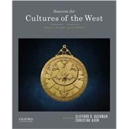 Sources for Cultures of the West Volume 1: To 1750