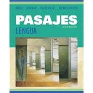 Pasajes: Lengua (Student Edition)