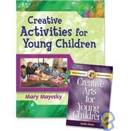 Creative Activities 8E w/ Creative Arts Pets Package