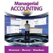 Managerial Accounting, 11th Edition