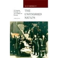 Unfinished Nation : A Concise Narrative of the American People