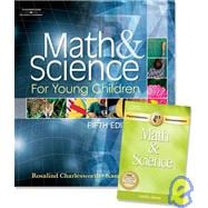 Math and Science for Young Children Package