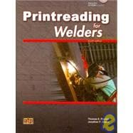 Printreading for Welders (Book with CD-ROM)