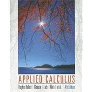Applied Calculus, 4th Edition