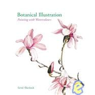 Botanical Illustration Painting with Watercolours