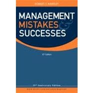 Management Mistakes and Successes, 10th Edition
