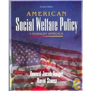PACKAGE: SOCIAL WELFARE POLICY