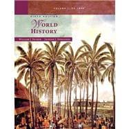 World History, Volume I To 1800