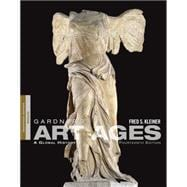 Gardner's Art through the Ages Backpack Edition, Book A (with CourseMate Printed Access Card)