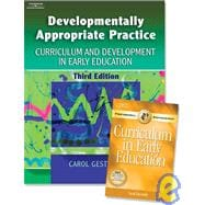 Developmentally Appropriate Practice 3E+Curriculum Pets Pkg