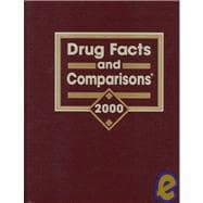 Drug Facts and Comparisons 2000
