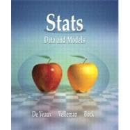 STATS : Data and Models