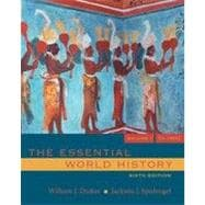 The Essential World History, Volume I, 6th Edition