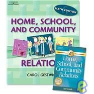 Home, School and Community Relations Package