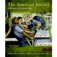 American Journey Vol. 2 : A History of the United States