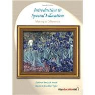 Introduction to Special Education Making A Difference