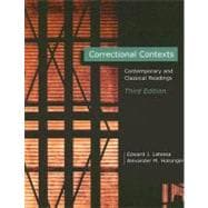 Correctional Contexts : Contemporary and Classical Readings