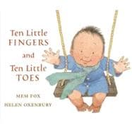 Ten Little Fingers and Ten Little Toes
