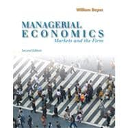 Managerial Economics: Markets and the Firm, 2nd Edition